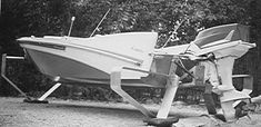 '50s-'60s bolt on Hydrofoil Kit. Ever see one?