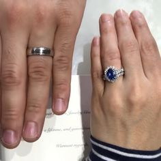Halo Diamond Engagement Ring, Engagement Rings, Night Sky Photos, His And Hers Rings, Pear Shaped, Round Diamonds, Wedding Bands, Sapphire, Vogue
