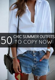 50 Stellar Summer Outfits to Copy This Instant - (Discover Sojasun Italian Facebook, Pinterest and Instagram Pages!)
