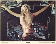Ewa Aulin in Candy, from Christian Marquand (1968)