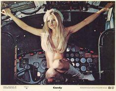 Ewa Aulin in Candy, from Christian Marquand (1968) @Ignacio Serantes did you saw it?