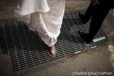 Creative shoe shot from urban wedding. Wedding Photography Pricing, Wedding Photography Packages, Creative Shoes, Hotel Wedding, Calgary, All Black Sneakers, Urban, Fashion, Moda