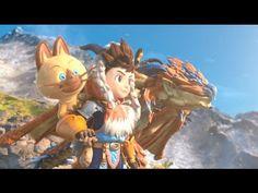 『モンスターハンタークロス』 プロモーション映像2 - YouTube