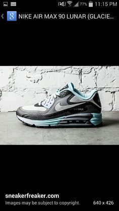 best service 0bf47 32432 The Nike Air Max gets a glacier ice and cool grey colorway.