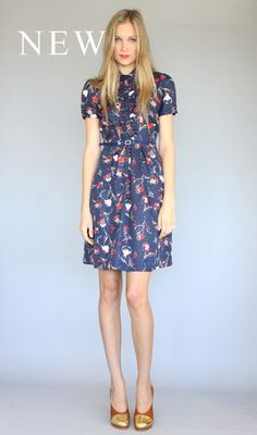 Karen Walker Buttercup Dress