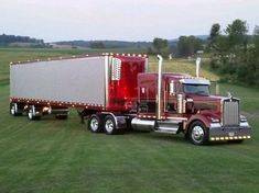 big trucks and girls Big Rig Trucks, Semi Trucks, Cool Trucks, Pickup Trucks, Custom Big Rigs, Custom Trucks, Trucks And Girls, Peterbilt Trucks, Camping Car