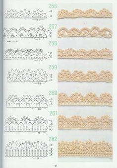 Crochet patterns | Free patterns.
