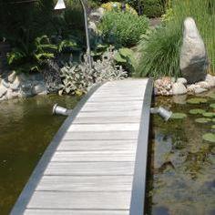 Privatgärten, Gartenplanung, Landschaftsplanung, Gartenarchitekt Parks, Garden Bridge, Outdoor Structures, Private Garden, Landscape Architecture, Water Games, Pond, Outdoor, Park
