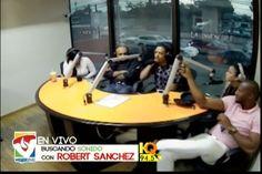 Buscando Sonido; Robert Sánchez entrevista a Geral Dogando
