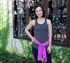 Lululemon Athletica Knox Street Active Gift Guide:   Rest Less Pullover, Think Fast Tank,  Free to Be Wild Bra Loubies and Lulu Fitness and Style Blog | Dallas TX