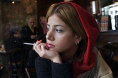 Yalda, blogueuse et militante anti-régime Iranienne