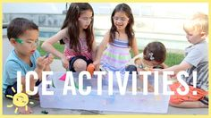 My kids have been requesting this since we filmed the first one 2 years ago!! Time flies (when you aren't watching water freeze, ha!). Check out our Amazon store for everything in this episode: http://www.amazon.com/shop/whatsupmoms Ice Activities Pt. 1: https://youtu.be/g9x2NAAE7kk