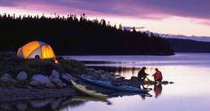 10 posti incredibili in cui devi campeggiare almeno una volta ...
