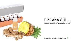 """Ringana chi_ _ is een natuurlijke """"energieboost"""" met een ongekende werking.  NaturaeToday"""