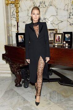 19 april 2015 - Blake Lively's Kledingroulette - Nieuws - Fashion