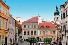 Gyor,Hungary Budapest, Eastern Europe, Travel Guides, Places Ive Been, Beautiful Places, Around The Worlds, Explore, Adventure, Mansions