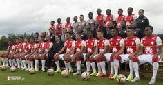 [Galería de Fotos] Foto Oficial Equipo profesional Independiente Santa Fe 2015  http://independientesantafe.co/