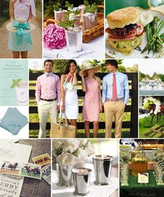 Derby Party  Merriment Style Blog - Merriment - A Celebration of Style and Substance