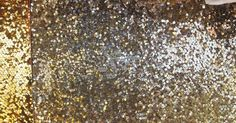 Gold glitter by Sherrie Thai of ShaireProductions.com