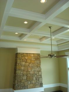 Love these ceilings
