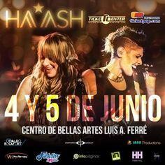 Gana un CD Autografiado por Ha*Ash