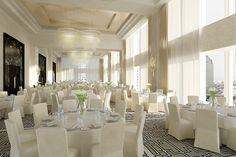 14 Wedding Venues For Every Budget #refinery29 The Langham........just opened last fall....