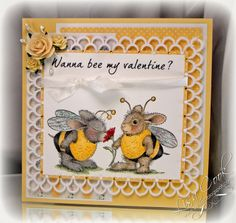 house mouse cards | House Mouse & Friends Valentines