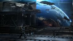 Project Legion. First view of the new Dust514 successor for the PC Platform. By CCP Games