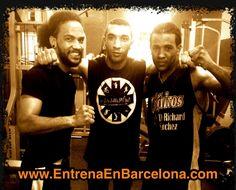 Entrenamientos Personales 08-06-2013 | Entrena en Barcelona