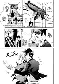 Aoharu x Kikanjuu Manga
