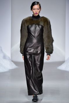 SIMONGAO A/W14 @ London Fashion Week