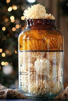 Proč kupovat drahé vánoční ozdoby a dekorace, když si můžete vytvořit vlastní - krásné, originální a skoro zadarmo?