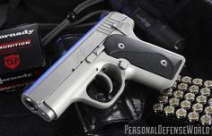 KIMBER SOLO 9mm - Personal Defense World #kimber #solo #concealedcarry