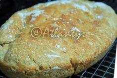 Pão caseiro muito fácil (Very easy home made bread)