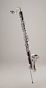 Band Teacher says I'm not bad at Clarinet and prefers me to play the bigger one (Bass Clarinet) XD might change
