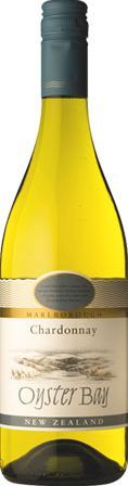 Oyster Bay Chardonnay 2015, Marlborough At the north tip of New Zealands South Island, Marlborough has the ideal climate for grape growing. Oyster Bay, one of the most acclaimed wineries here, uses a combination of stainless steel and oak b http://www.comparestoreprices.co.uk/january-2017-3/oyster-bay-chardonnay-2015-marlborough.asp