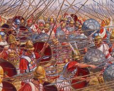The Battle of Sellasia, 222 BC to Igor Dzis .
