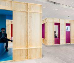 ira koers and roelof mulder form freestanding cinemas for manifesta 10
