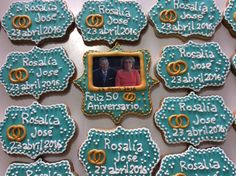 Galletas Glasa 50 aniversario