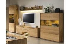 Dubový nábytek do obývacího pokoje RIO natur