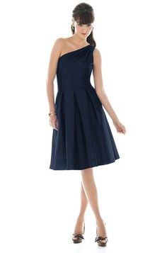Alfred Sung D458 Bridesmaid Dress   Weddington Way $99