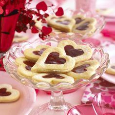 Shortbread Sweethearts