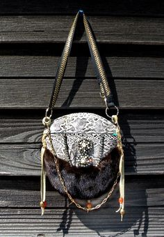 Womens Purses  : exclusive handmade by Willy van Rooy $340.00
