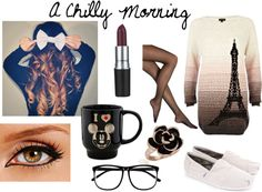 """A Chilly Morning"" by emilyfashiongirl ❤ liked on Polyvore"