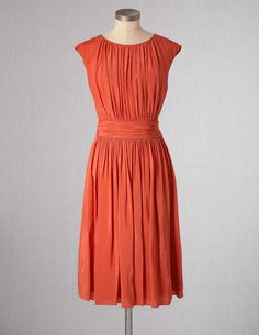 Selina Dress - Boden USA - Mother of Fall Bride Super comfortable!