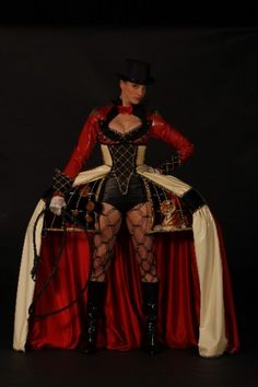 Google Image Result for http://wellingtonista.com/wp-content/uploads/2011/08/The-Ring-Mistress-Richelle-Dynae-Rudeen-UK-356x535.jpg