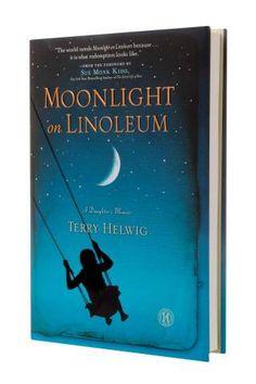 """Terry Helwig's childhood memoir """"Moonlight on Linoleum"""" was voted a reader favorite"""