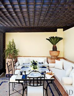 A Stellar Renovation in Morocco : Interiors + Inspiration : Architectural Digest