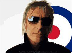 Paul Weller ......the Mod Father