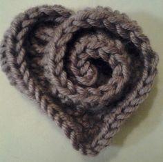 Gehäkeltes Herz Crochet Heart - Tutorial                              …